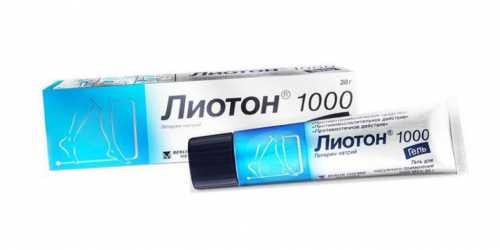 Лиотонгель является более дорогим аналогом, в состав которого входит тот же гепарин