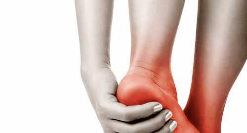 Боль в подушечке стопы при ходьбе