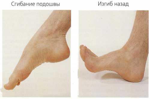 При ходьбе нога до конца не сгибается