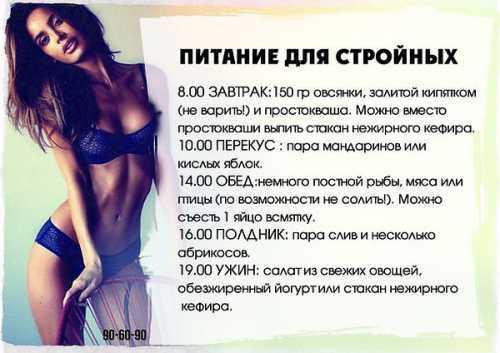 Без диеты стать стройным
