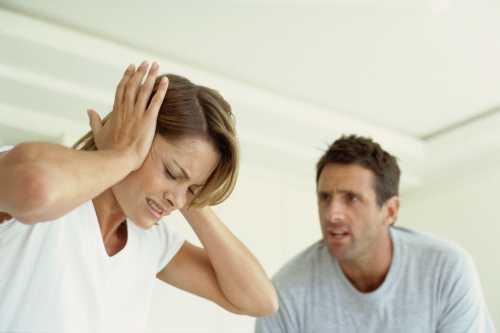 Наладить отношения с партнером после истерики