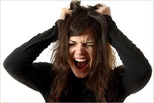 Что делать если у женщины истерика