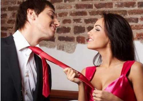 Если замужняя женщина проявляет интерес к парню