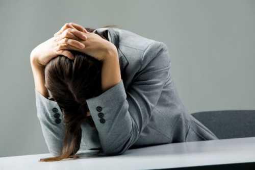 Как пережить стресс расставания