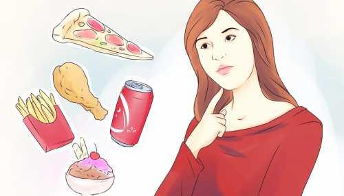 Аппетит при пмс