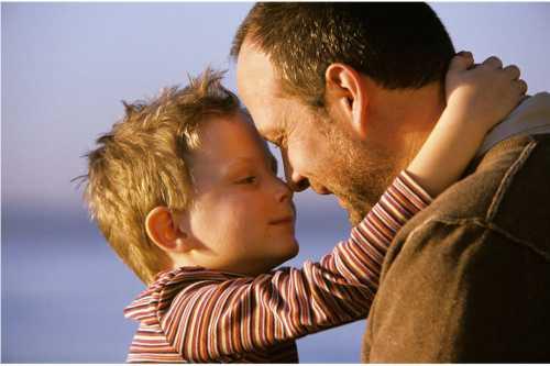 Как убедить мужчину заботиться о сыне