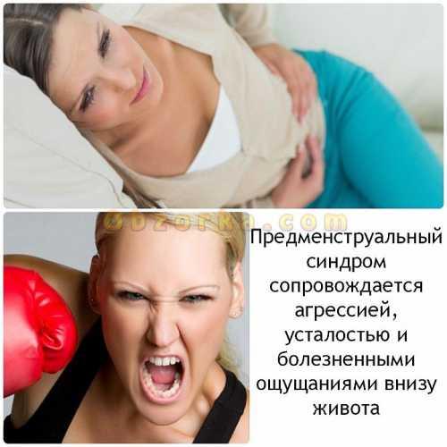Сколько по времени занимает боль при месячных